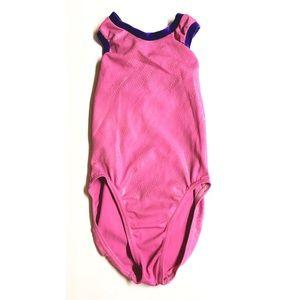Gymnastics Leotard pink and purple